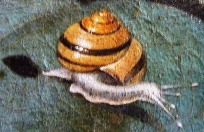 Nymphenburg Amalienburg tableau escargot