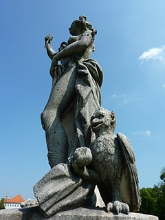 Persephone Proserpine Askalaphos Nymphenburg Munich