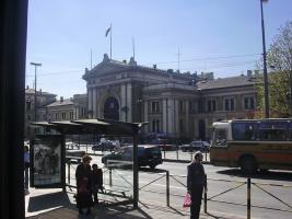 Belgrade gare