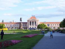 Glavni kolodvor Gare Zagreb