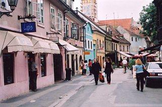 Gornji Gradec Zagreb ville Haute