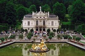 Linderhof - château de Louis II