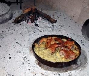 Agroturizam Kalpic cuisine dalmate