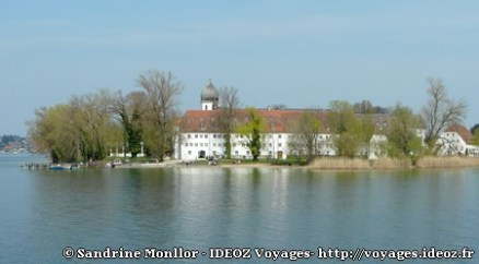 Fraueninsel Couvent - Chiemsee