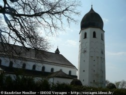 Fraueninsel - Eglise et Clocher