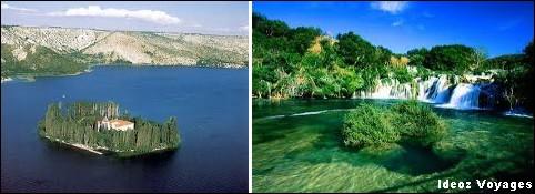 Krka parc national croate