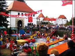 Spancirfest Varazdin festival croatie