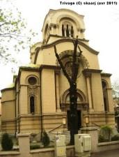 Eglise Alexandre Nevski de Belgrade