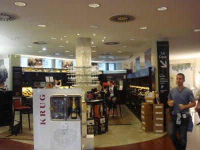 Lavinia Paris shopping