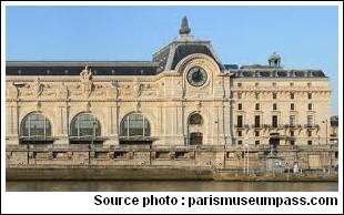 Musée d Orsay a Paris