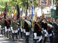 Obseques Otto de Habsbourg defile traditionnel