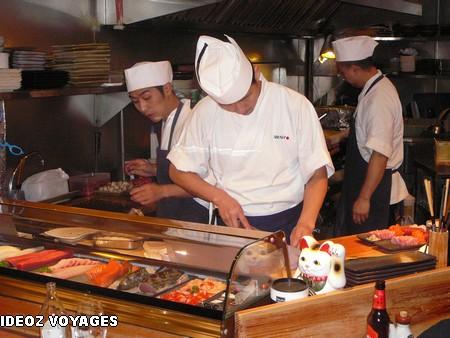 Shunka Barcelona restaurant japonais
