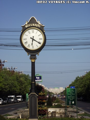 Bucarest Horloge