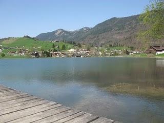 Thiersee lac tyrol