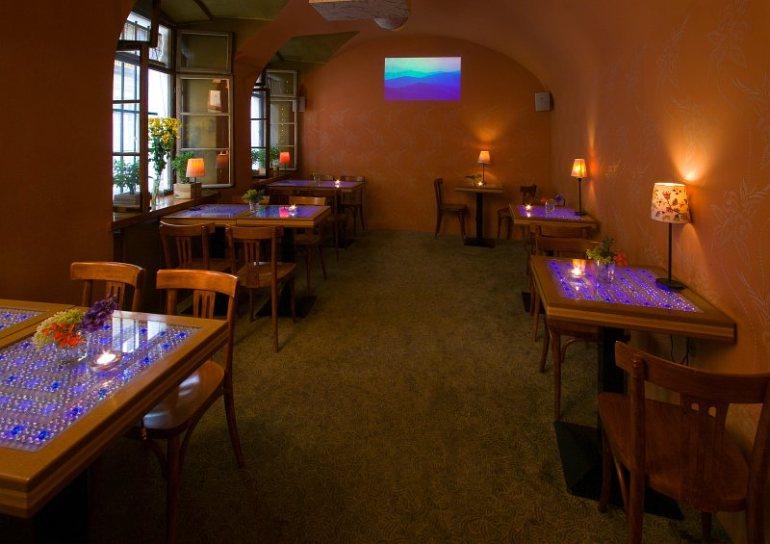 Lehka Hlava restaurant à prague