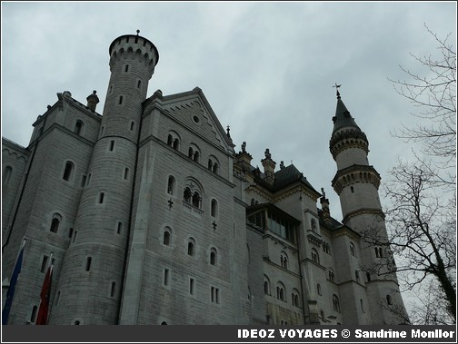 Neuschwanstein, Linderhof, Herrenchiemsee : merveilleux châteaux de Louis 2 de Bavière 10