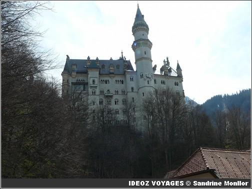 Neuschwanstein, Linderhof, Herrenchiemsee : merveilleux châteaux de Louis 2 de Bavière 6