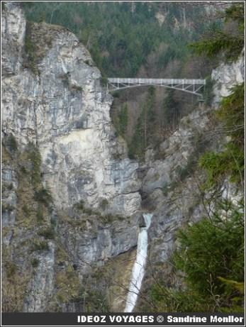 Pont - environs de Neuschwanstein