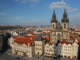 Prague Notre dame Tyn