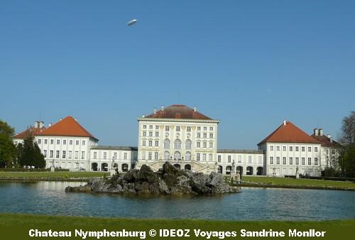 Chateau Nymphenburg Munich