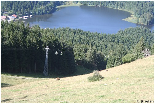 Spitzingsee lac baviere