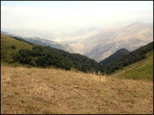 Randonnée en Arménie vers les nuages à Sissian et Tatev 2