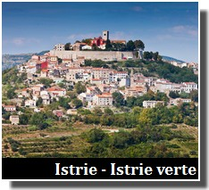 Istrie tourisme en Istrie maritime et en Istrie verte