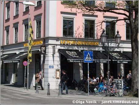 Pain quotidien Munich gartnerplatz