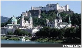 Salzbourg autriche