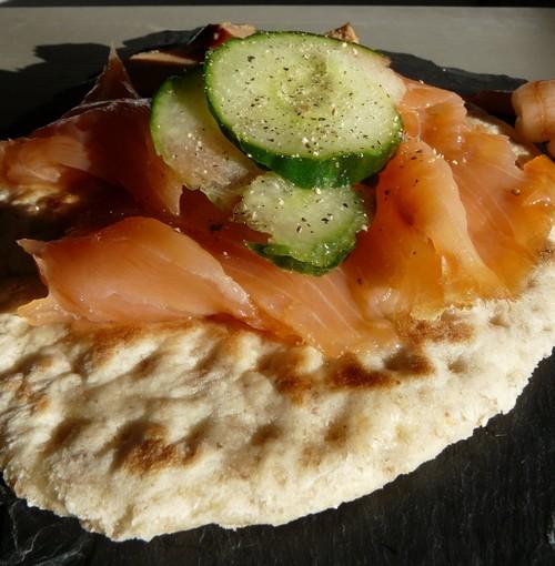 Polar Brod pain suédois saumon