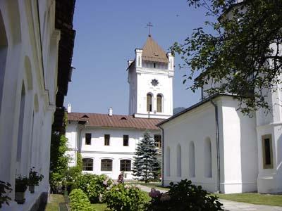 monastere Tismana