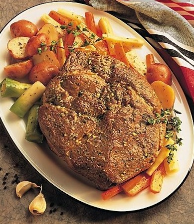 pasticada cuisine croate