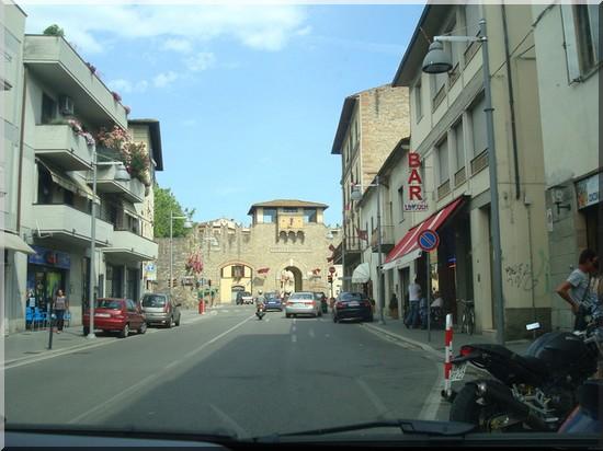 Arezzo Porte san Lorentino