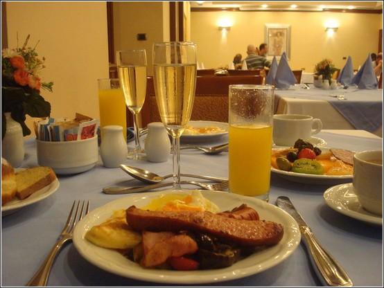 Hotel Astoria Best Western petit dejeuner