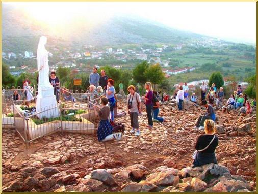 Medjugorje colline des miracles