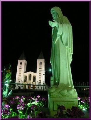 Notre Dame de Medjugorje