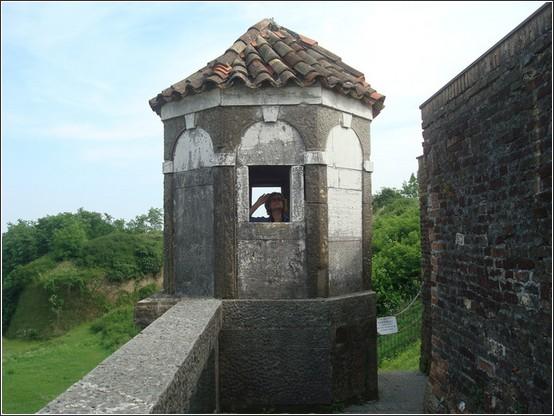 Palmanova tour du musée