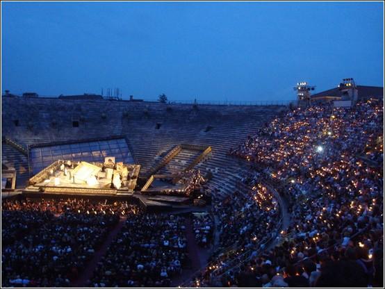 Verona Opera Traviatta