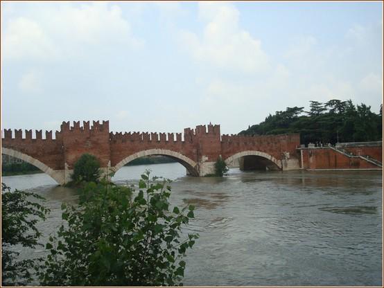 Verone Pont Scaligero