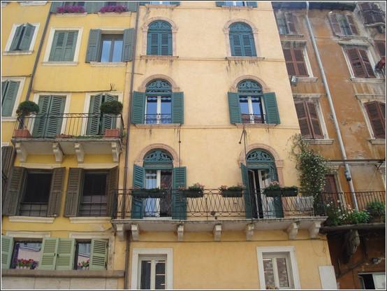 Verone facades et volets