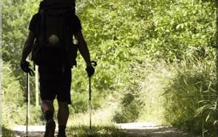 Pelerin chemin de saint jacques