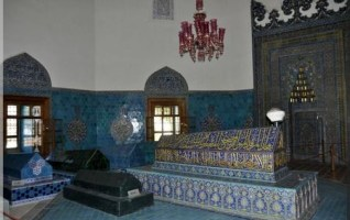bursa mausolee vert