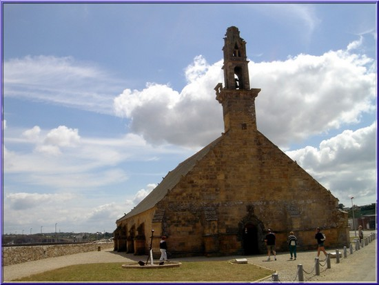 crozon camaret chapelle vauban