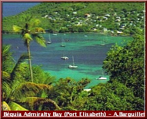 Bequia admiralty bay