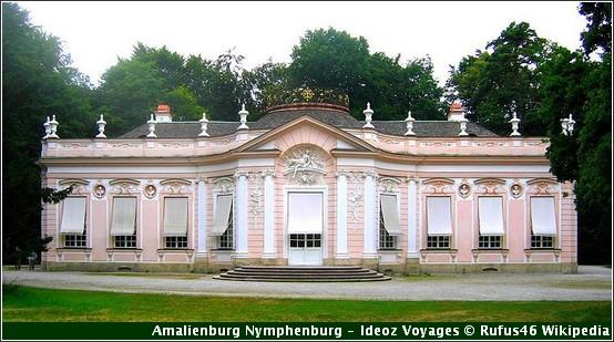 Schloss Nymphenburg Amalienburg