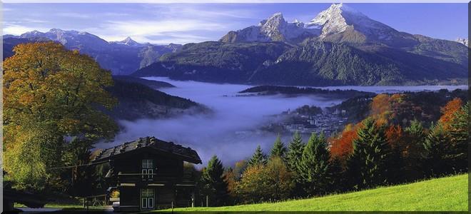Haute baviere Berchtesgaden