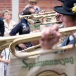 Oktoberfest musiciens
