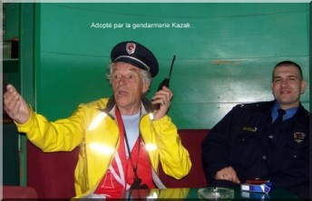 paris pekin gendarme kazakstan