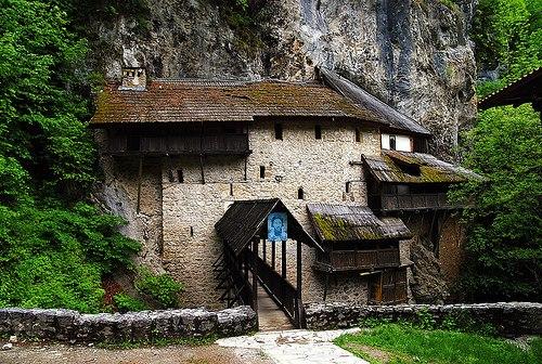 crna reka manastir monastere serbe orthodoxe de la rivière noire