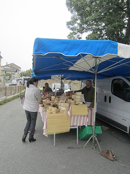 formigueres vendeur de fromages